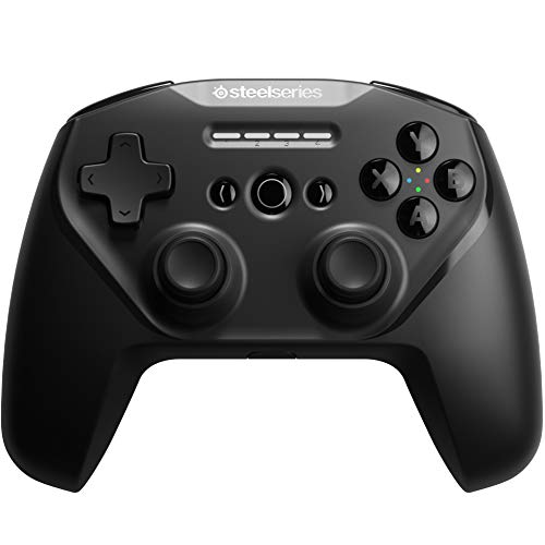 SteelSeries Stratus Duo Wireless Gaming Controller – Made for Android, Windows, and VR – Dual-Wireless Connectivity – High-Performance Materials – Supports Fortnite Mobile