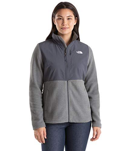 The North Face Candescent Full Zip , TNF Medium Grey Heather/Vanadis Grey, Small