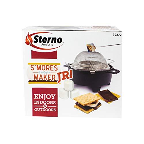 Sterno 70277 Smores Maker, Junior, Black