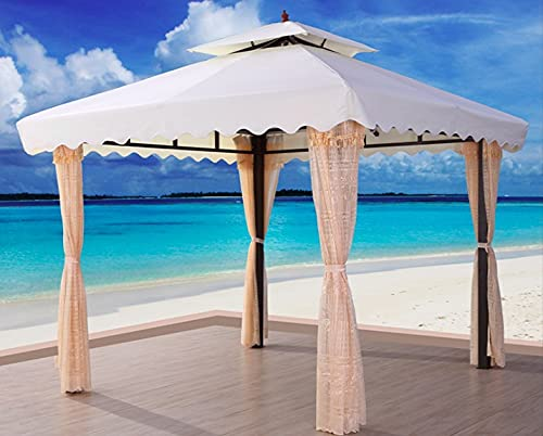 Seaipen 13'x13' Pop-Up Gazebo Party Tent Portable Easy Up Tent Instant (Blue)