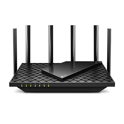 TP-Link AX5400 WiFi 6 Router (Archer AX73)- Dual Band Gigabit Wireless Internet Router, High-Speed ax Router for Streaming, Long Range Coverage