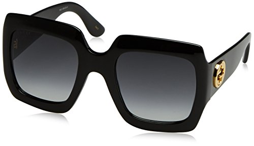 Gucci GG0053S Black One Size