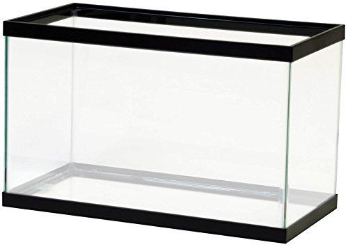 All Glass Aquariums, Black, 10 Gallon