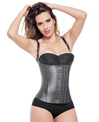 Ann Michell Women's Straps Vest 40/XL Black