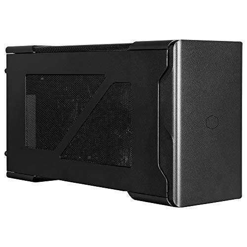 Cooler Master MasterCase EG200 Thunderbolt 3 External Graphics Card (EGPU) Enclosure with Hard Drive Dock, Laptop Stand and USB hub
