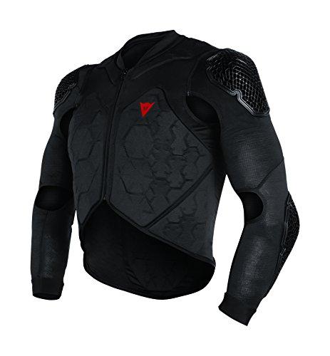 Dainese Men's Rhyolite 2 Safety Jacket, Black, Large
