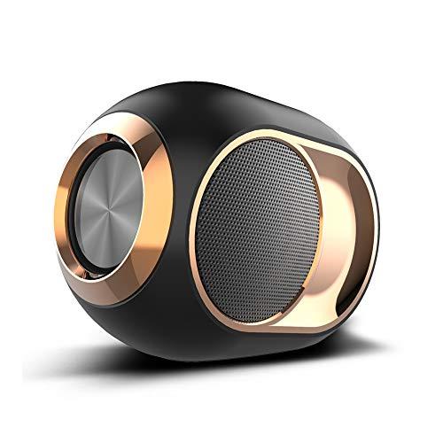 108 DB Stereo Golden Egg Wireless Bluetooth Speaker, high-end Wireless Speaker, Portable Outdoor Wireless Stereo Matching