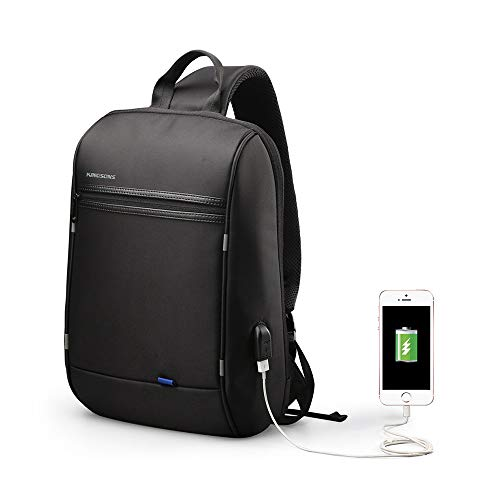 Anti Theft Single Shoulder laptop bag Messenger bag for men 13-Inch Laptop Backpack Waterproof Coss-body Sling Bag with USB Charging Port