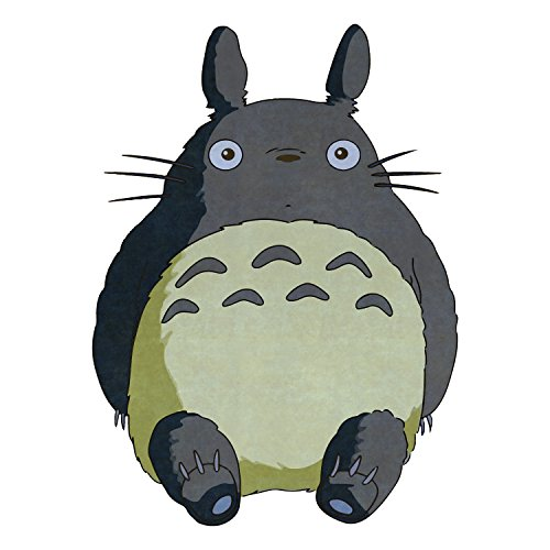Bargain Max Decals Totoro Inspired Rabbit Character Anime Window Laptop Car Sticker 5.5'