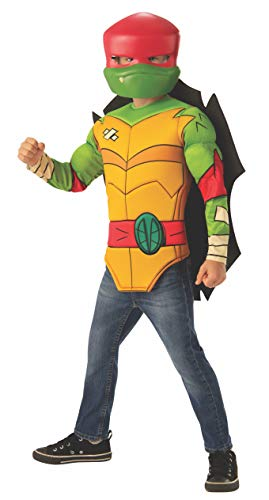 Imagine by Rubie's Child's Rise of The Teenage Mutant Ninja Turtles Deluxe Raphael Dress Up Set, Small