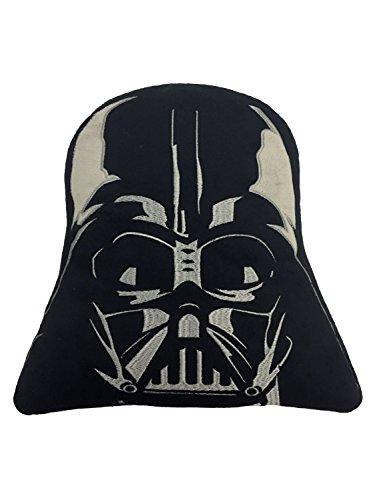 Jay Franco Star Wars Darth Vader Plush 12' Nogginz Pillow, Kids Super Soft (Official Product)