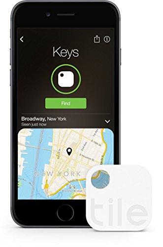 Tile (Gen 2) - Key Finder. Phone Finder. Anything Finder - 1 Pack (Discontinued by Manufacturer)