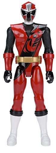 Power Rangers Super Ninja Steel 12-inch Action Figure, Red Ranger