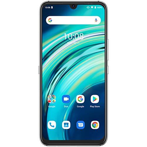 UMIDIGI A9 Pro Unlocked Cell Phones 6.3' FHD+ Full Screen, 4150mAh High Capacity Battery Smartphone with AI Matrix Quad Camera, Dual SIM Phone. (4+64GB, Forest Green)