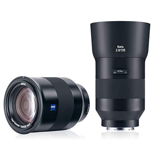 Zeiss 135mm F/2.8 Batis Series Lens for Sony Full Frame E-Mount Nex Cameras, Black