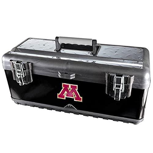 Team ProMark NCAA Minnesota Gophers Heavy Duty Steel Toolbox