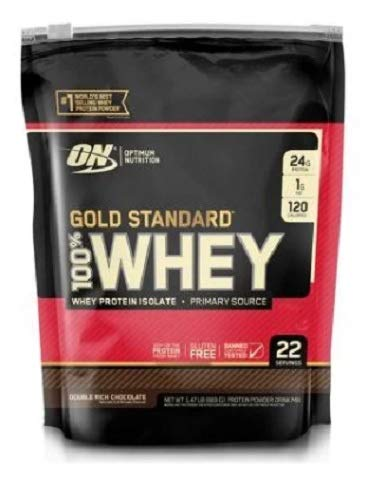 Optimum Nutriti 100% Gold Standard Whey, 1.5 Lb