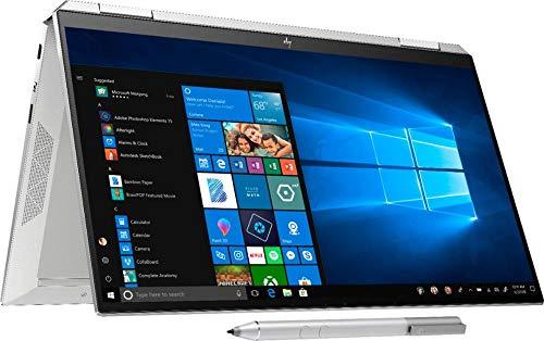 HP Spectre x360-13.3' FHD Touch - 10gen i7-1065G7-8GB - 512GB SSD 32GB Optane - Silver