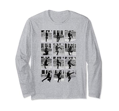 Monty Python Official Silly Walks Long Sleeve T-Shirt