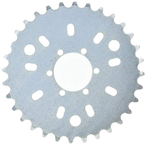 JRL Wheel Sprocket 32T 32 Tooth Fit Motorized Gas Cycle Bicycle 50cc 60cc 80cc 415 Chain