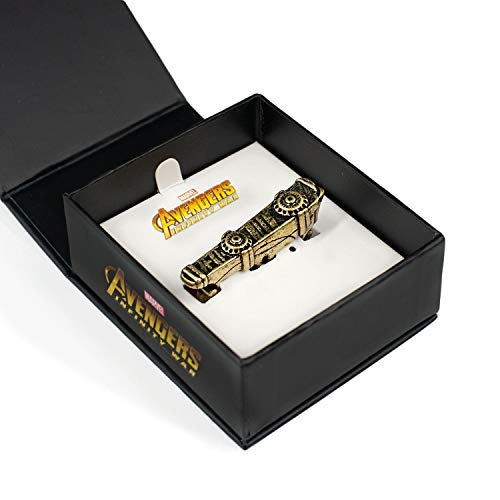 Marvel Doctor Strange Sling Ring Prop Replica - Licensed Superhero Collectible and Accessory Jewelry - Perfect for Birthdays, Holidays, Graduation, Halloween, and More