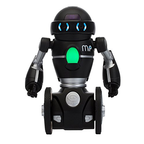 WowWee 0825 MiP the Toy Robot, Black, Pack of 1
