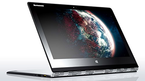 Lenovo Yoga 3 Pro - 13.3' QHD Convertible Ultrabook PC - Intel Core M-5Y71, 8GB RAM, 256GB SSD, Windows 8.1 - Silver