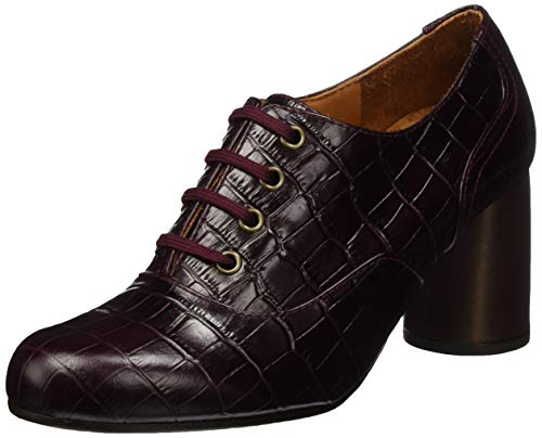 Chie Mihara Women's Oxford Lace-Up, Grape, Women 2
