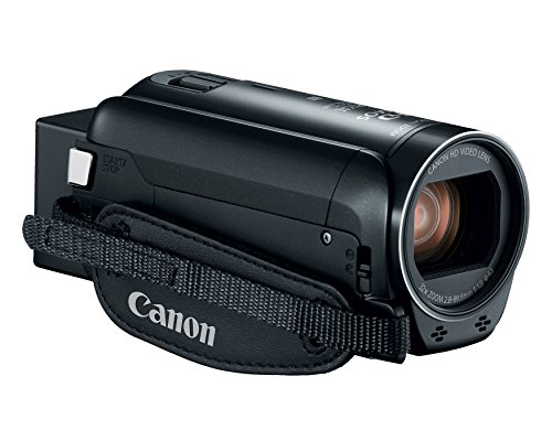 Canon VIXIA HF R80 Portable Video Camera Camcorder with Built-in Wi-fi, Full HD CMOS Sensor, 3.0-inch Touch Panel LCD, Digic DV 4, and 57x Advanced Zoom