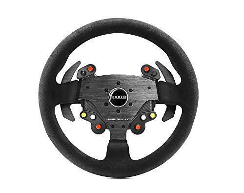 ThrustMaster 4060085 TM Rally Wheel Add-On Sparco R383 Mod - (Gaming  Game Controllers)