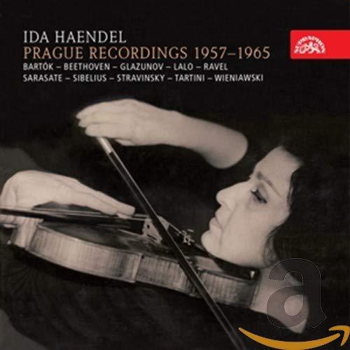 Ida Haendel-Prague Recordings (1957-1965)