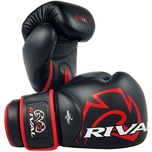 RIVAL Boxing RS4 Aero Sparring Gloves 2.0-18 oz. - Black
