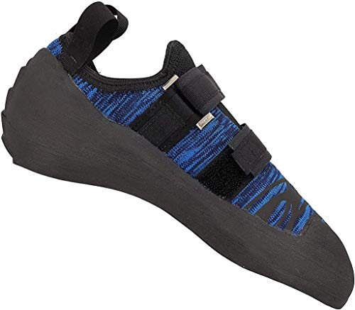 Climb X Icon - Blue - Rock Climbing Shoe Knit 2020 (Numeric_10_Point_5)
