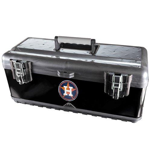 Team ProMark MLB Houston Astros Heavy Duty Steel Toolbox