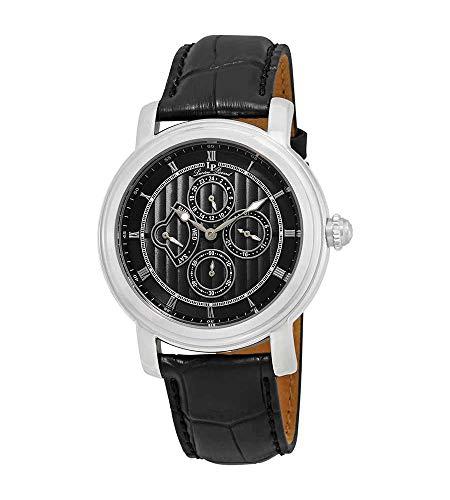 Lucien Piccard Valarta Retrograde Day Men's Watch LP-40009-01