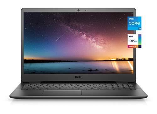 2021 Newest Dell Inspiron 3000 Premium Laptop, 15.6 FHD Display, Intel Core i5-1135G7, 16GB DDR4 RAM, 512GB PCIe SSD, Online Meeting Ready, Webcam, WiFi, HDMI, Windows 10 Home, Black