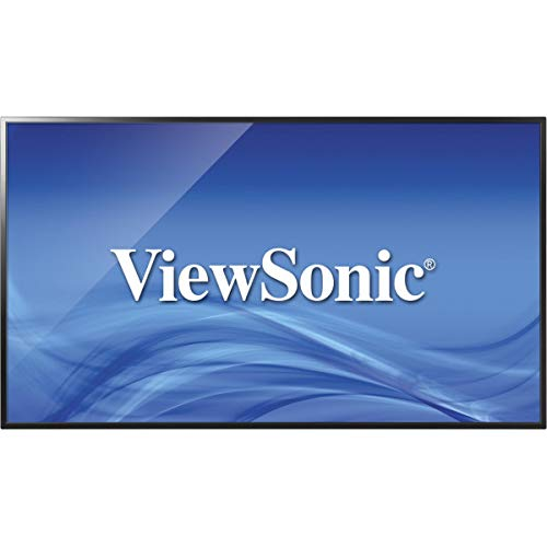 ViewSonic CDE4302 43' 1080p Commercial LED Display with USB Media Player, HDMI