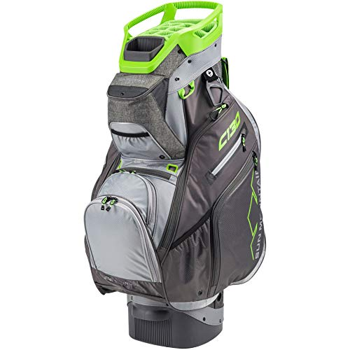 Sun Mountain 2020 C-130 Golf Cart Bag Grey/Green