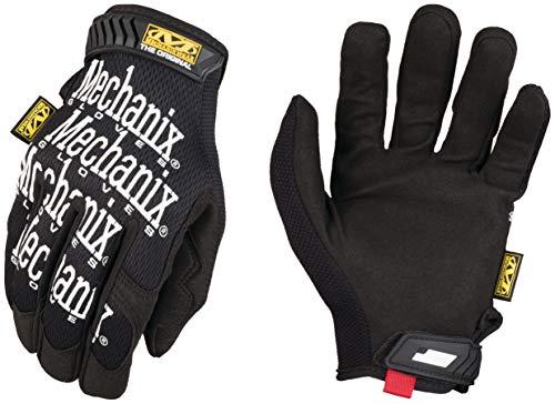 Mechanix Wear - Original Work Gloves (Small, Black)