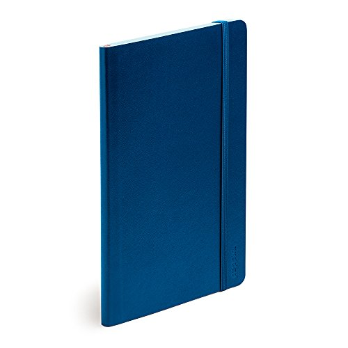 Poppin 1438128 Poppin Professional Notebook 5-Inch x 8.25-Inch College Ruled 96 Sheets