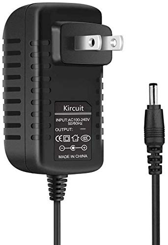 12V-13.5V 1A AC/DC Adapter for Power On Board Vector 400 450 Amp 400AMP 450A 450AMP Jump Start 1200 Peak System VEC012APM VECO12POB VECO21STC VEC12APCL Jumpstart Air Compressor Power Supply