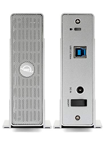 OWC Mercury Elite Pro 6TB 7200 RPM Storage Solution w/USB 3.2 5Gb/s