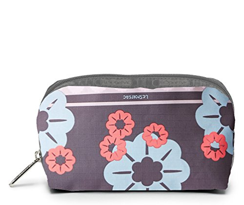 LeSportsac Boxed Rectangular Cosmetic Case (Folk Mini)