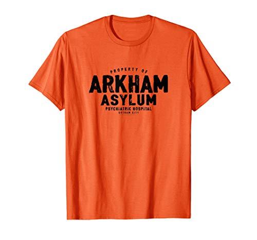 Batman Arkham Asylum T-Shirt