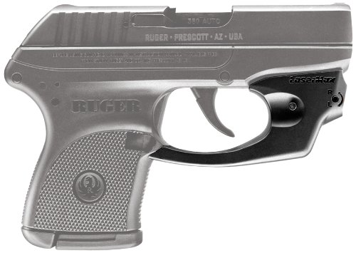 LaserMax CenterFire Laser (Red) CF-LCP For Use On Ruger LCP