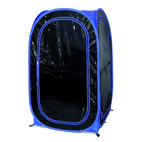 Under the Weather PrivacyPod 1 Person Pop-up Sports Tent. The Original, Patented WeatherPod