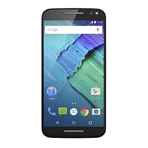 Moto X Pure Edition Unlocked Smartphone, 32GB, 21 MP, Black (U.S. Warranty - XT1575)