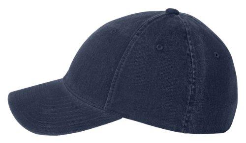 Flexfit Garment Washed Cap, Low Profile, Navy, Large / X-Large