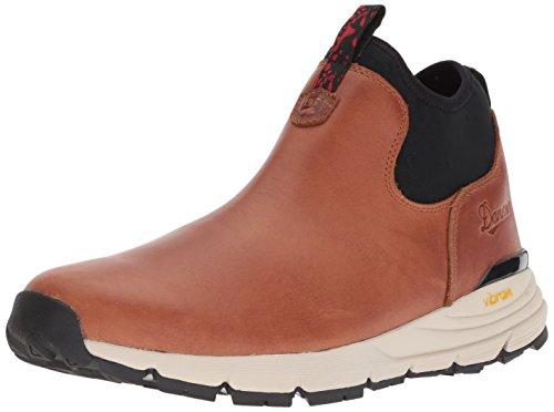 Danner Men's 36221 Mountain 600 Chelsea 4.5' Lifestyle Boot, Saddle Tan - 11 D