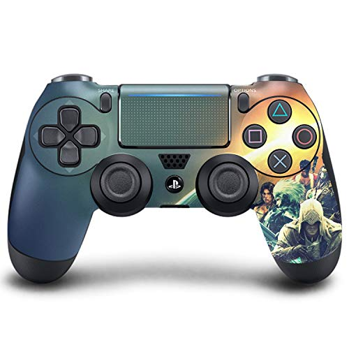 Dreamcontroller PS4 Controller Wireless Gaming Controller | Custom PS4 Controller | PS4 Remote Control PS4 Original | Motion Sensor PS4 Controller Custom Design